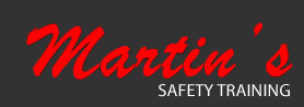 Martin's Safety Training
